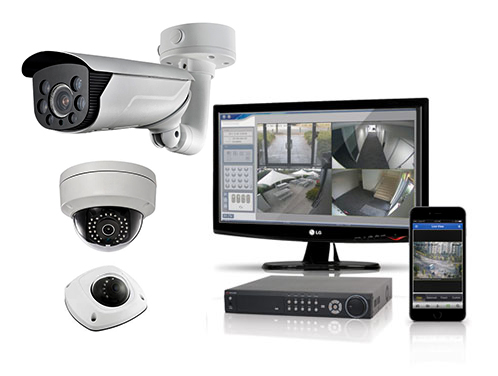 Business Security Security Systems Cctv Monitoring L