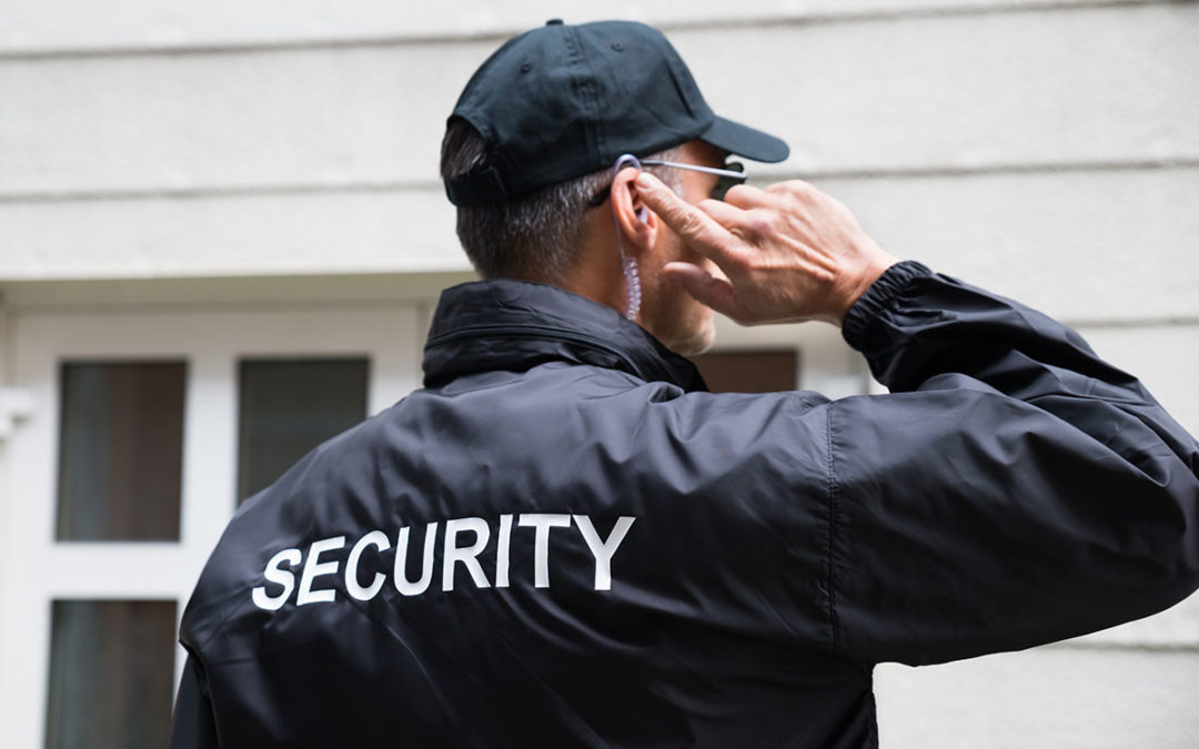 Home security patrols another layer of security