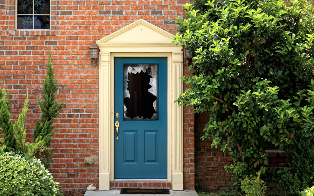 Seven tips on what to do after a burglary