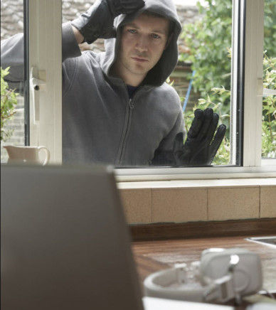 Three things you should do when a burglary happens in your street