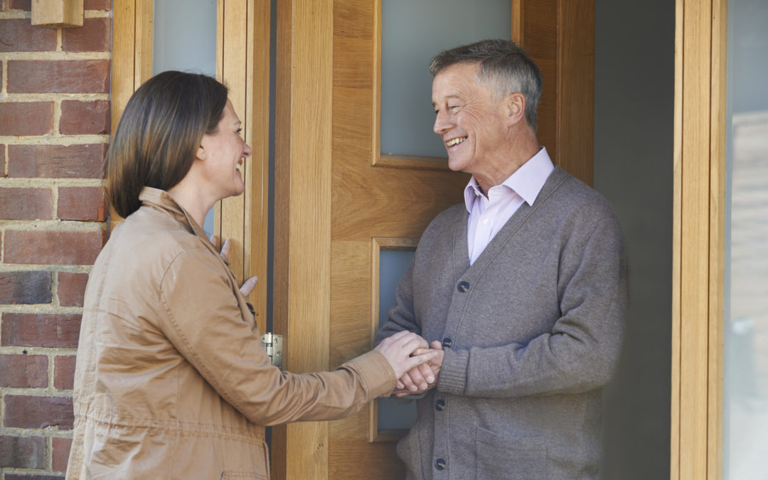 Neighbour Day is an opportunity to get to know your neighbours