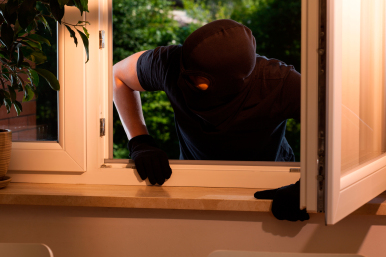 Delving into the mind of a burglar – what to consider