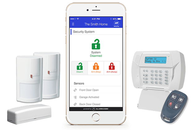 Security Alarm FAQs & Troubleshooting | ADT Security