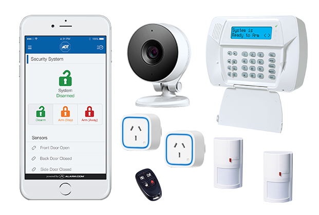 Adt Quote Simple Adt Interactive Security  Home Automation & Live 247 Video  Adt