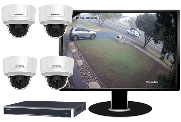 Cctv For The Home Motion Activated Recording Adt Security