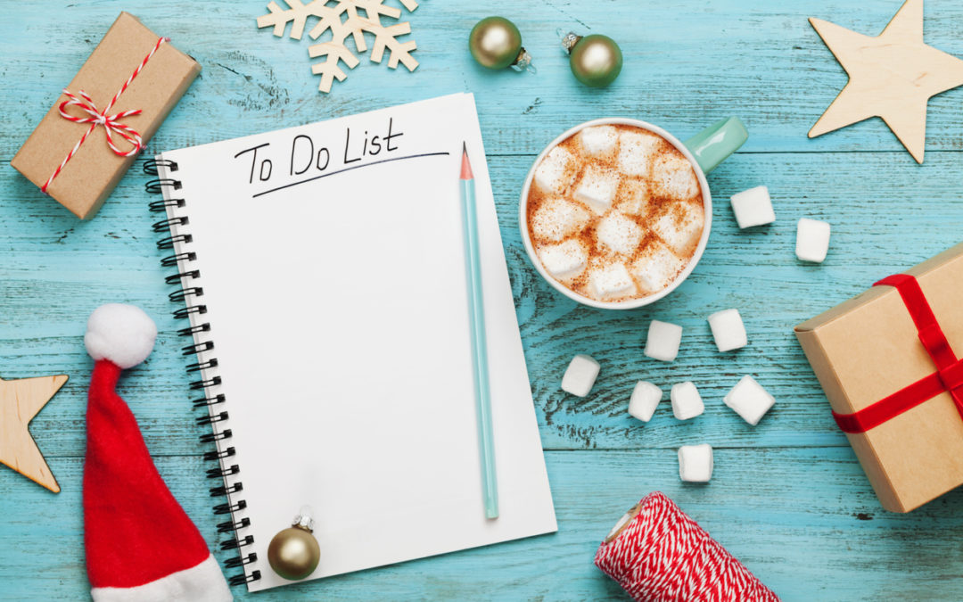 ADT Security's holiday checklist