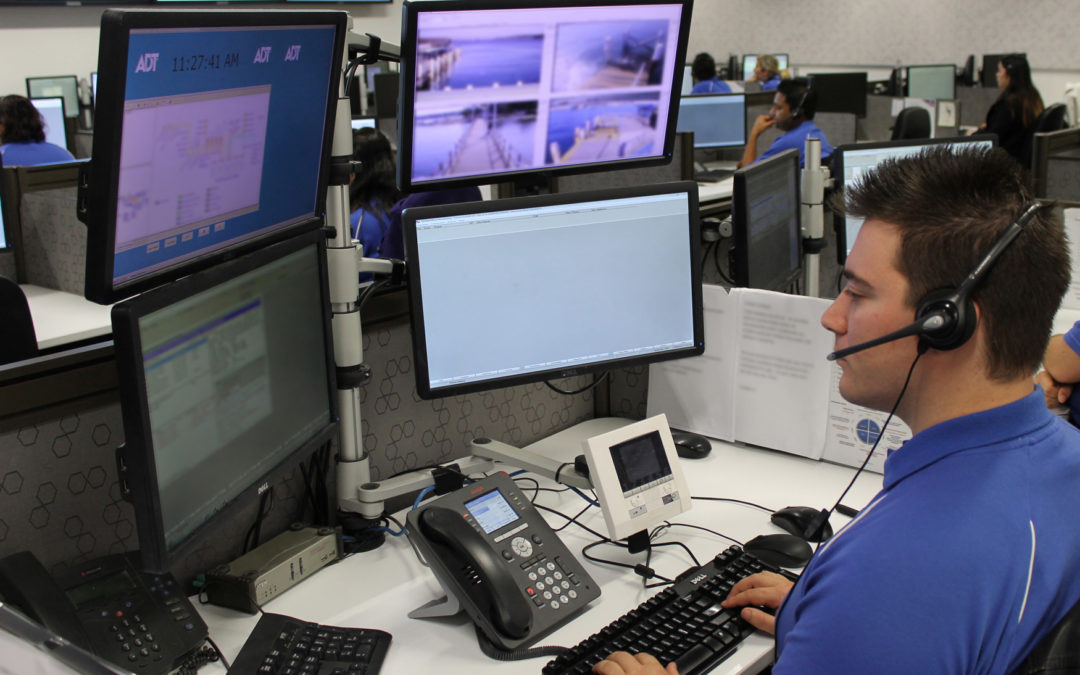 Meet the team: behind the scenes at ADT's monitoring centre