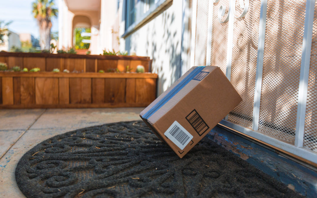 Protect your online shopping from 'porch pirates'