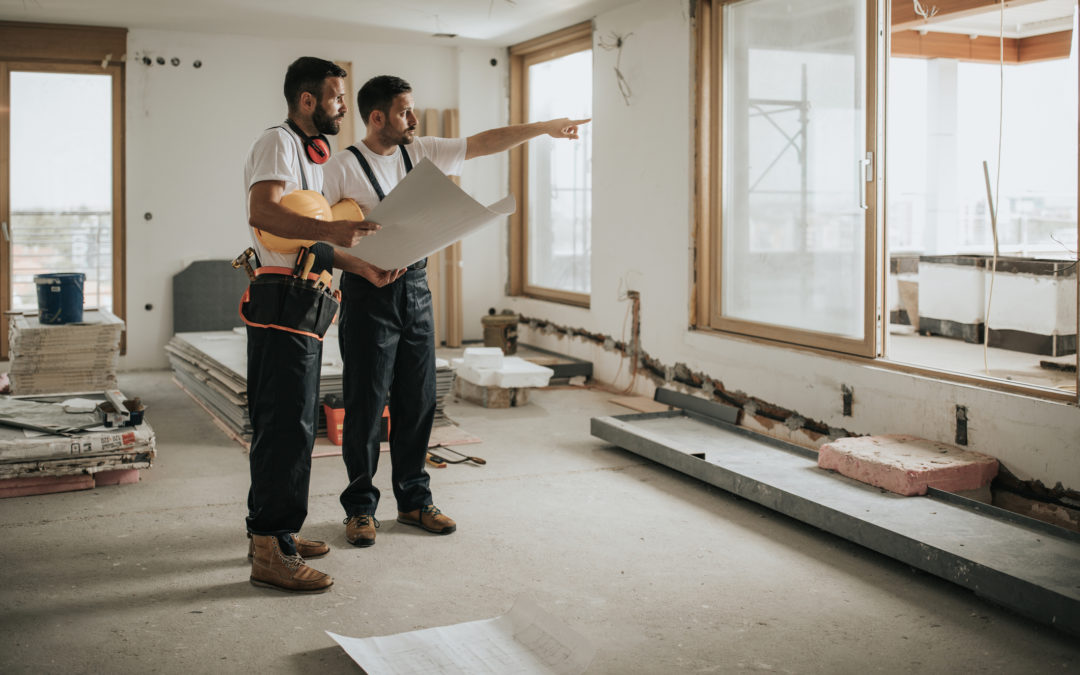 Planning home security at the start of a new home build